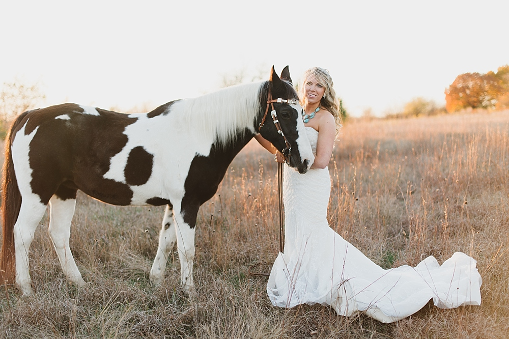 alex plano bridal portraits horse field sunset_0010.jpg